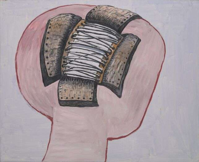 Philip Guston. Head. 1977 | MoMA | © The Estate of Philip Guston