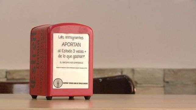 Un grupo de asociaciones impulsa la campaña Espacio Libre de Tópicos en el barrio de San Cristóbal de los Ángeles (Madrid) (eldiario.es)
