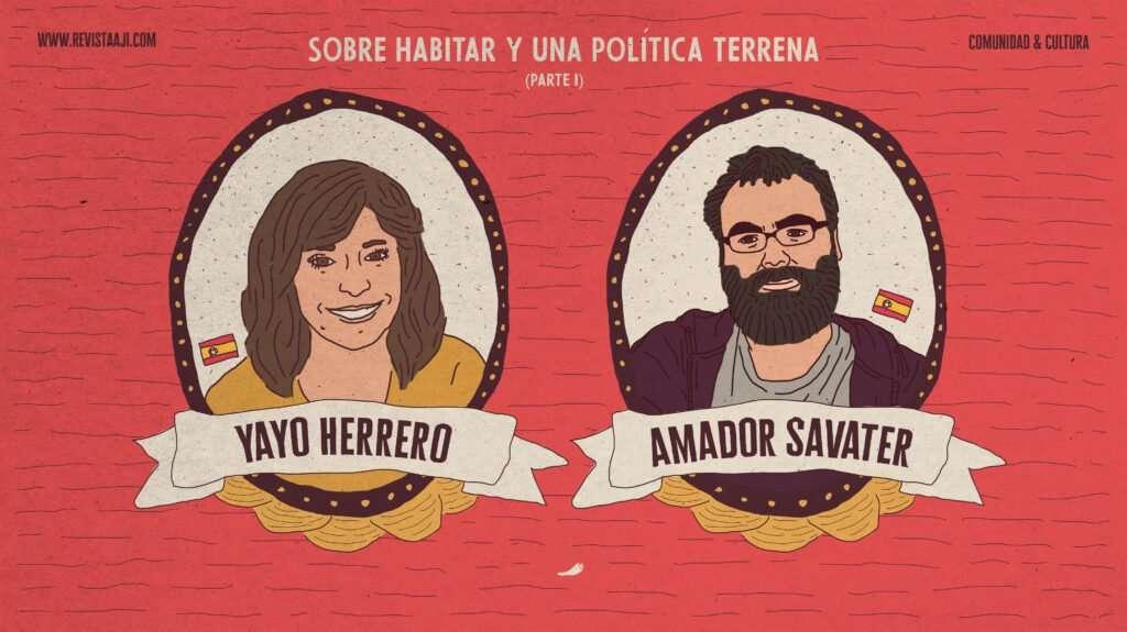 Savater y Herrero Revista Ají