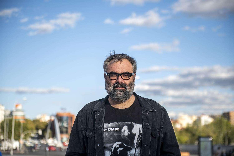 Amador Fernández-Savater, filósofo y escritor. Álvaro Minguito